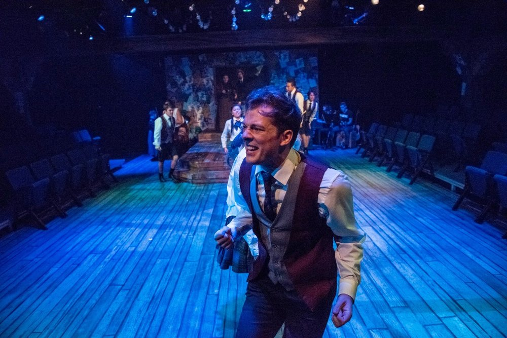 Melchior, Spring Awakening   UNC (University of Northern Colorado)