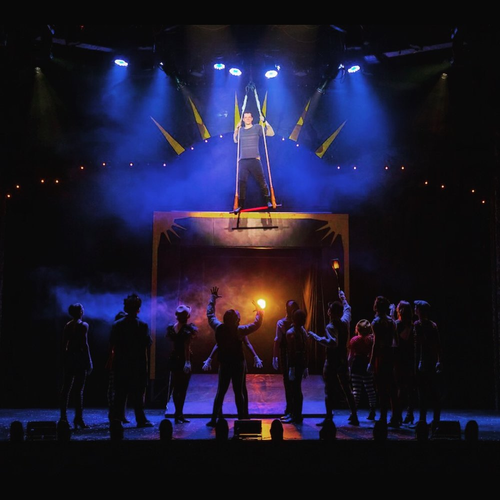 Pippin, PIPPIN  Short North Stage's Garden Theatre