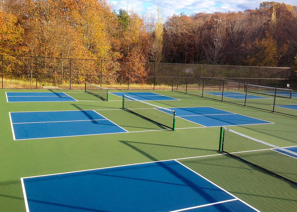 Pickleball -