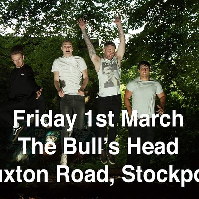 Jumping into the weekend with our next gig #unsignedartist #unsignedmusic #livemusic #supportunsignedbands