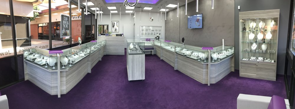 Our Boutique - Enter our showroom to view fine jewelry collections that have been consciously curated to provide you with unique, gorgeous wearable art. Take a peek at our featured showcase sections below. Limited items are available for immediate online purchase.To view all of our jewelry, come visit our boutiquein North Scottsdale.