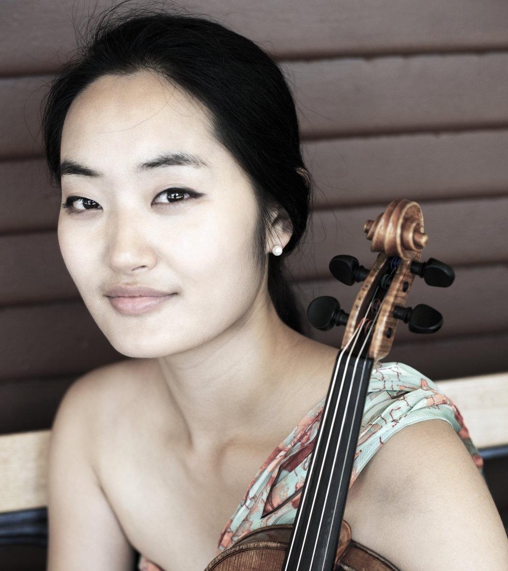 YuEun Kim   Violin