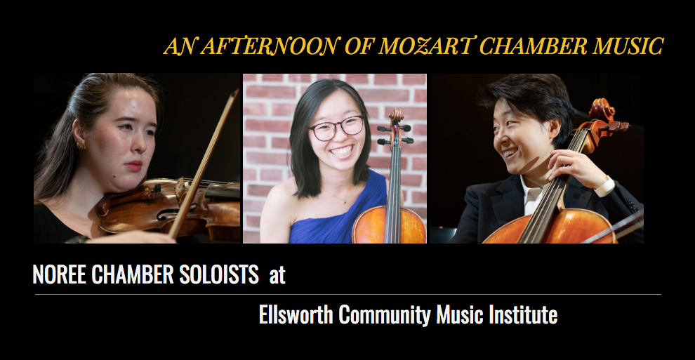 Midday Concert at Ellsworth Community Music Institute