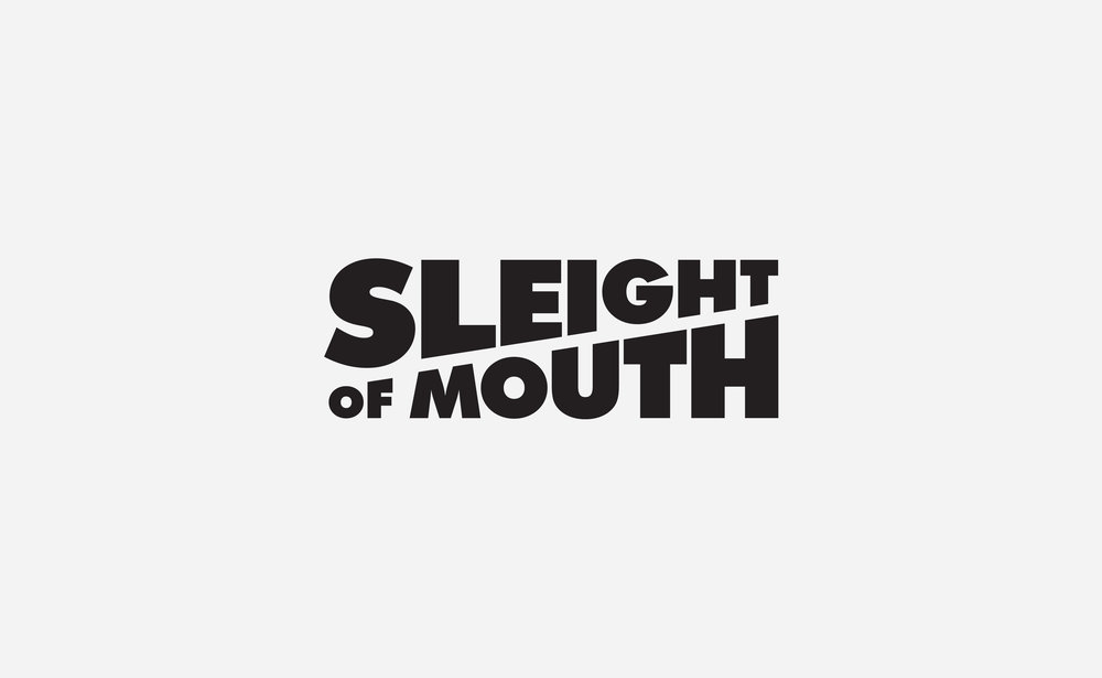 Sleight of Mouth: Comedy & Magic Show Title