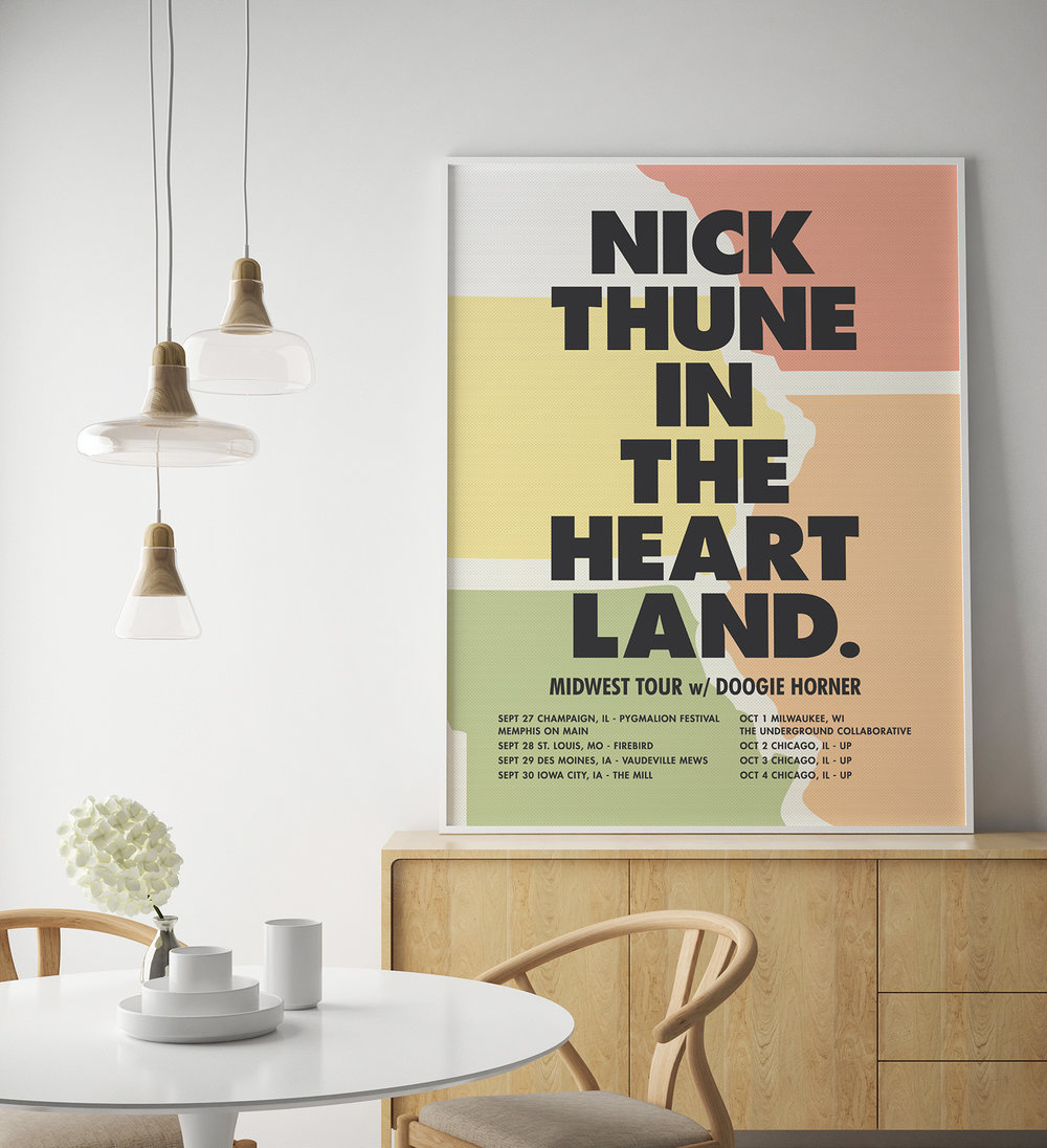Nick Thune: Midwest Tour
