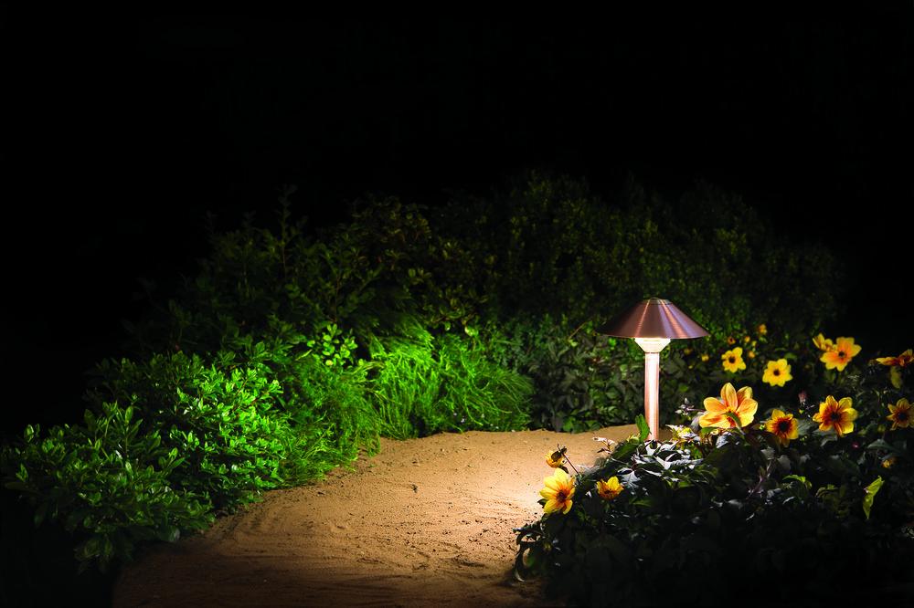 Low voltage LED path light