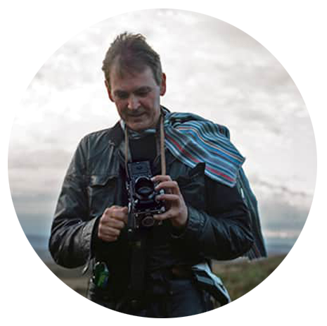 Jocelyn Bain Hogg - Documentary Photographer