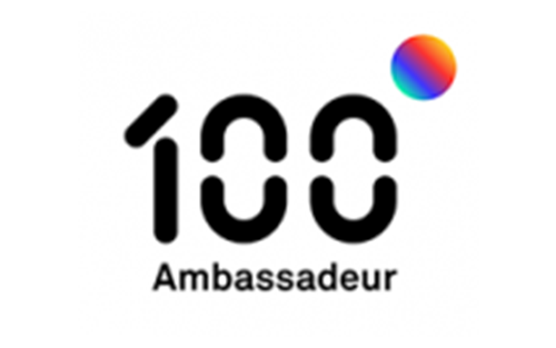Marie-Claude et Vincent sont ambassadeurs pour la communauté   100 degrés   qui rassemble les gens engagés dans la promotion des saines habitudes de vie chez les jeunes au Québec.