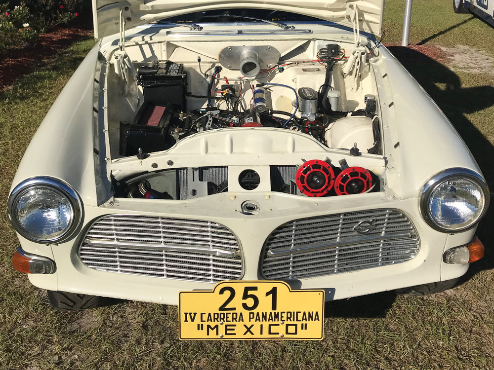 1965 Volvo Amazon 122S B20 Engine