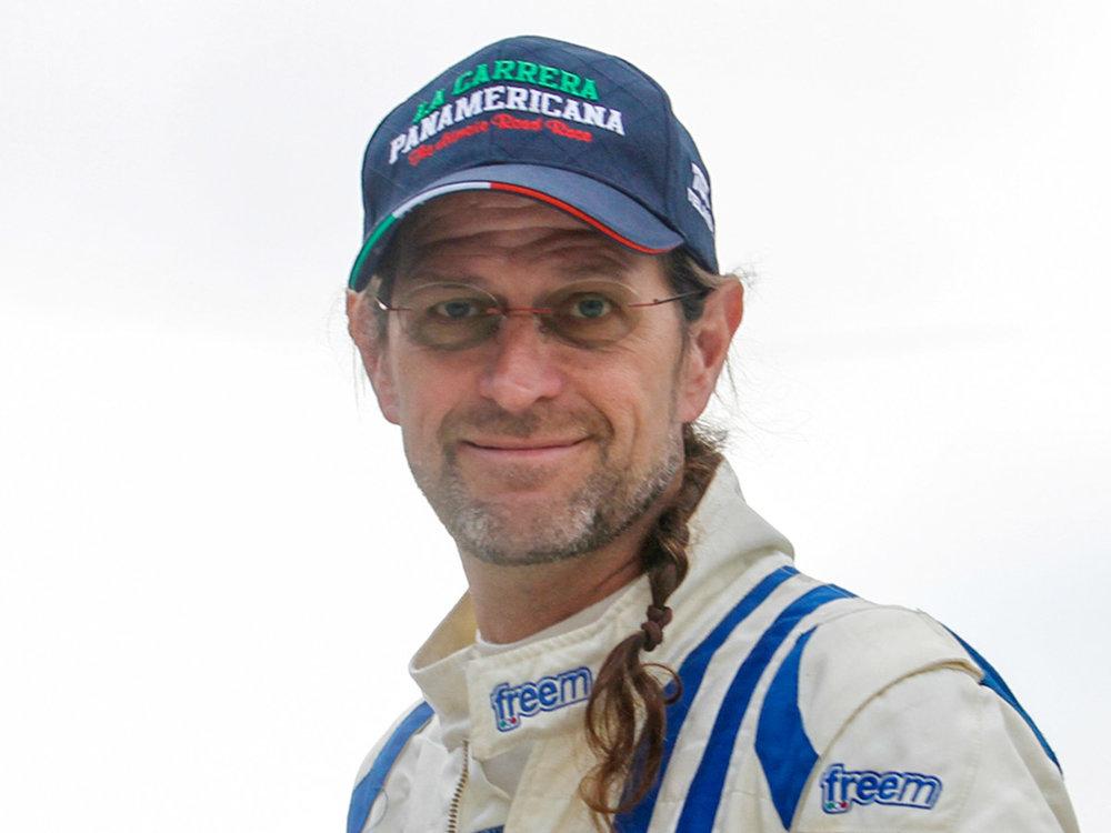 Chris Mason, Driver