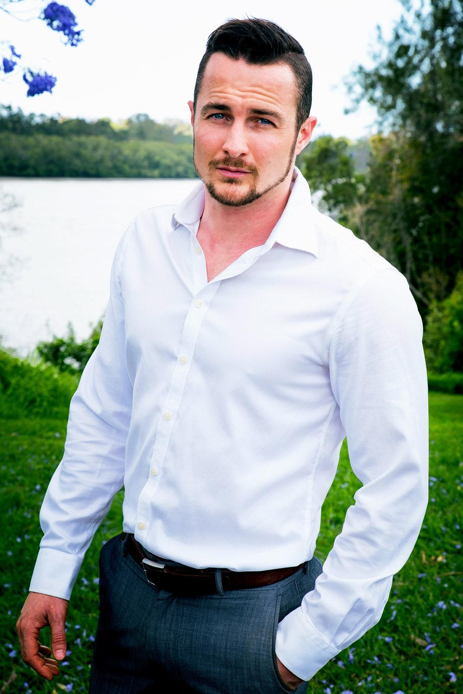 Aiden Topless waiter - Brisbane