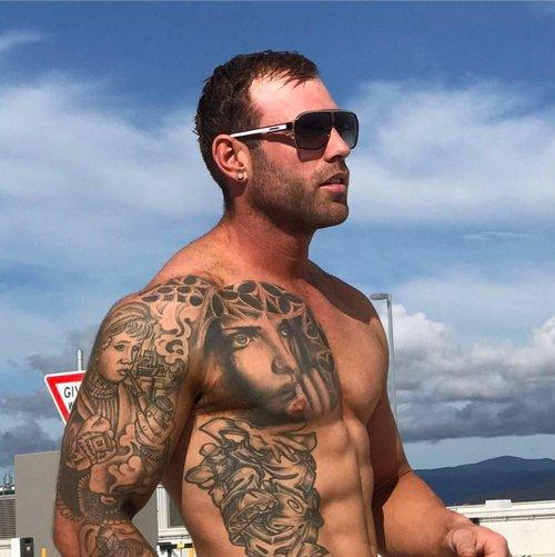 Luke - Brisbane male stripper