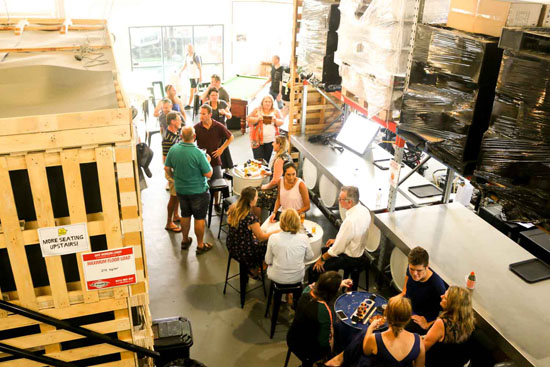 Visit some of Brisbane's most iconic vineyard's and brewery's with your group!