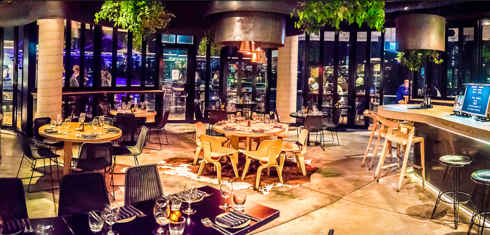 Pony boast's a diverse menu with a focus on local produce and meals and looks and taste great