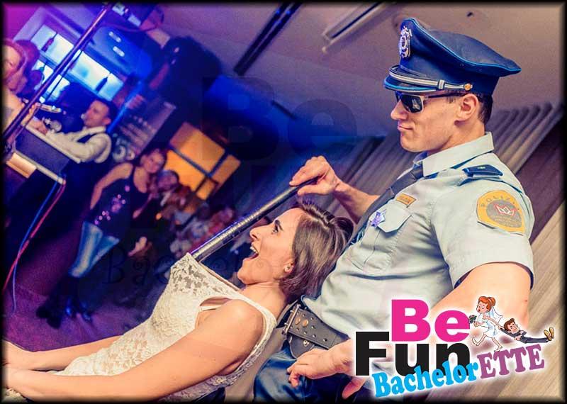 A fantastic Policeman costume.