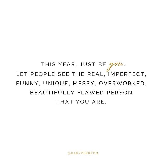 Never have I ever had a perfect year. Not once. Not even close. So this year, I am going in eyes wide open. This year, I'm not going to let doubt, anxiety, haters, failures, and overwhelm get the best of me. ••⠀⠀⠀⠀⠀⠀⠀⠀⠀⠀⠀⠀⠀⠀⠀⠀ Because this year...I know it's coming. I can't stop them in their tracks. I know that now. But I can accept that I am not perfect. I am a beautiful work in progress. So this year, I am just going to be me. Exactly as I am...flaws and all no matter what. ••⠀⠀⠀⠀⠀⠀⠀⠀⠀⠀⠀⠀⠀⠀⠀⠀ And for some reason, you've decided to follow along on my journey of life, love, and entrepreneurship. And for that I thank you. Matter fact I am grateful for you. ••⠀⠀⠀⠀⠀⠀⠀⠀⠀⠀⠀⠀⠀⠀⠀⠀ So Imma make you a promise. I promise to show you the good, bad, and the freakin awesome. To always be real and to encourage you to do the same. And to most importantly help you build a badass business and life that you love! ⠀⠀⠀⠀⠀⠀⠀⠀⠀⠀⠀⠀⠀⠀⠀⠀ 👉🏽 Happy New Year Friends, here's to just being you all year long and loving every moment of it! 🥂