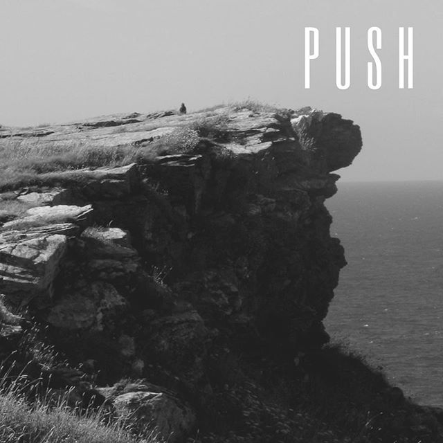 """Push"" by Brian Jay now available on all streaming services. Drop 🎤🎤🎤 in the comments if you like it. Link in bio"