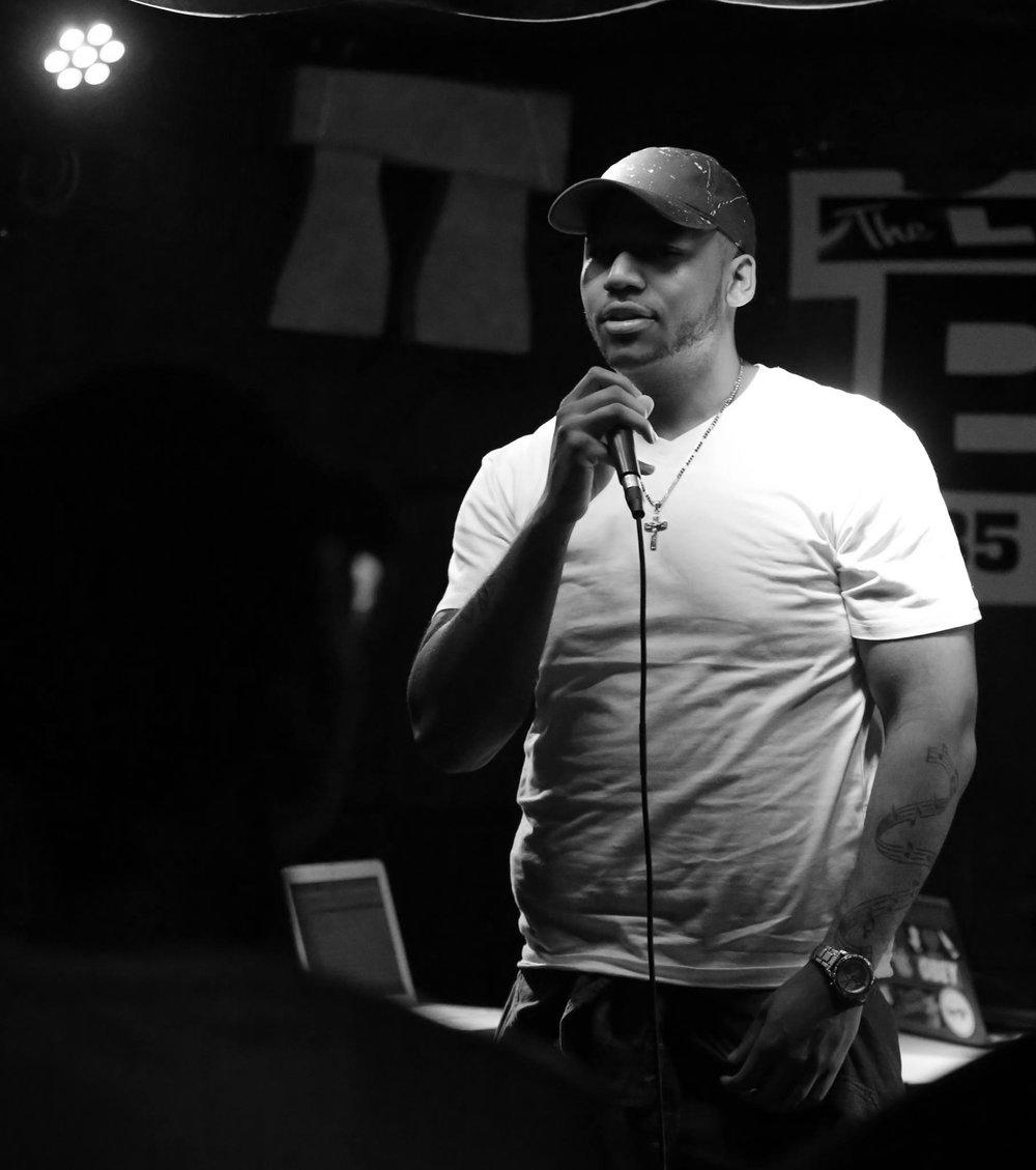 BRIAN JAY   Rapper | Bronx, New York
