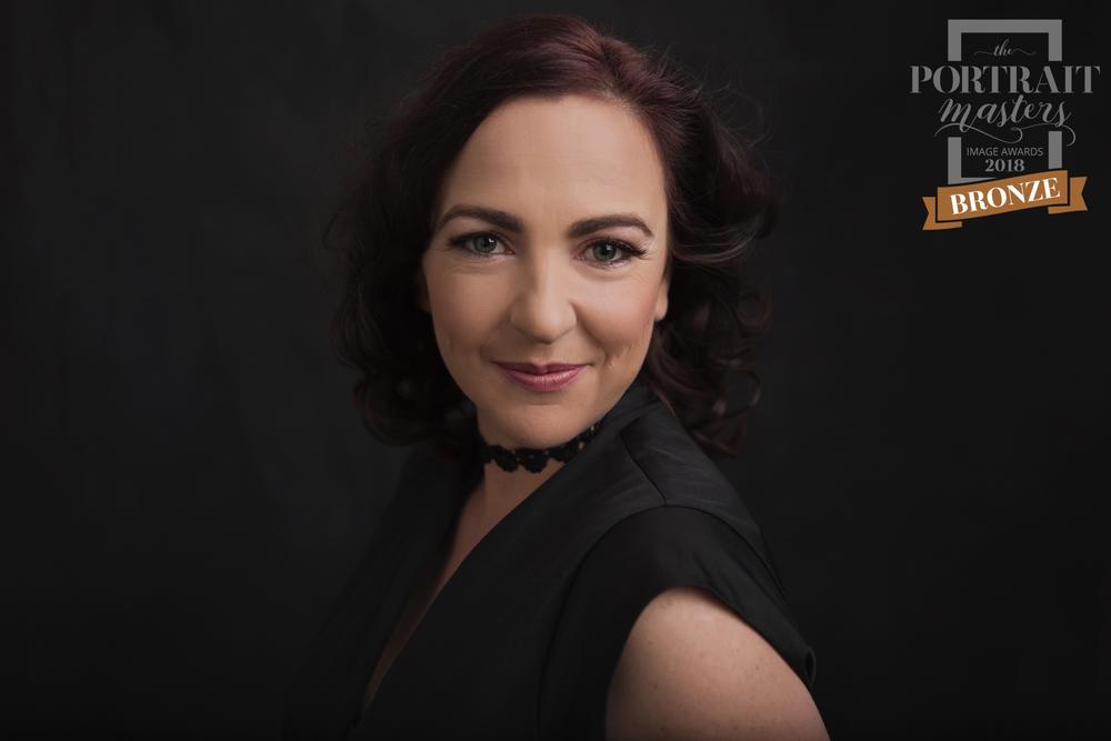 - Bronze Award - The Portrait Masters Image Awards 2018