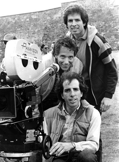 David, Jim and Jerry