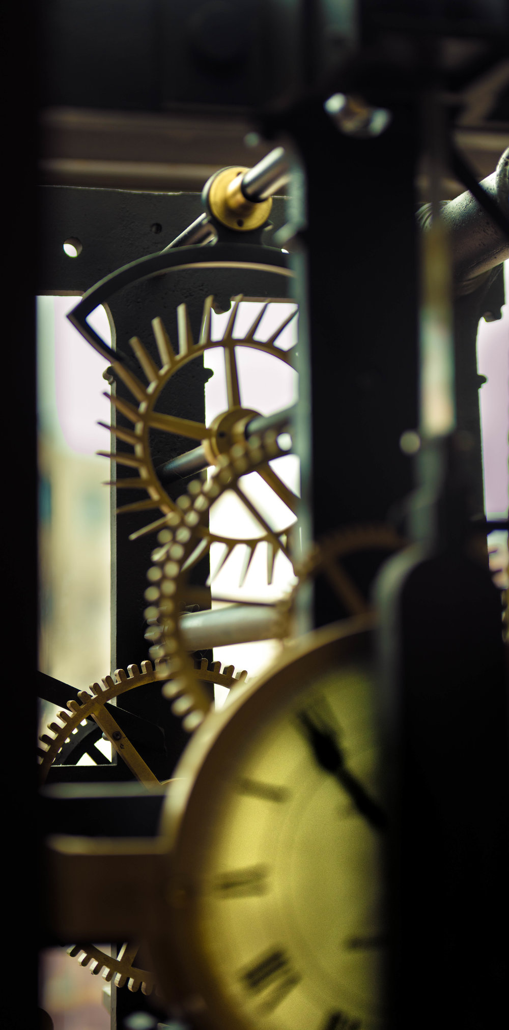 A&W Johnston Clockwork Gears