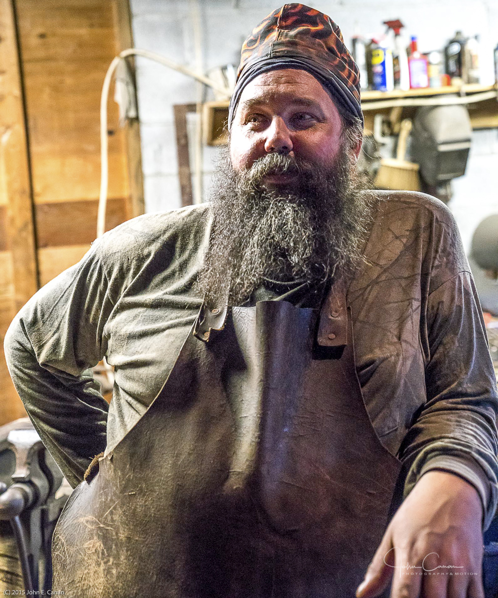 Western Maryland traditional craftsman Erin Aylor has intentionally put himself in the place that he loves with the people that he loves - immersing himself in the work of his heart.