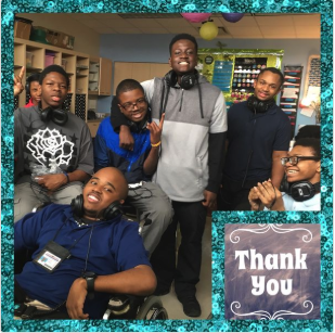 Hats and Scarves and Gloves for All! - Help me give my students warm gloves, hats, and scarves for this cold, Detroit winter! This project will provide over 200 students a new set each!$687   November 2018