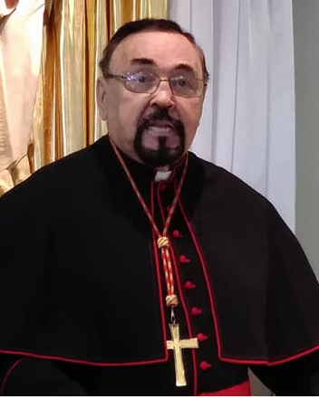 Bishop Terry Villaire