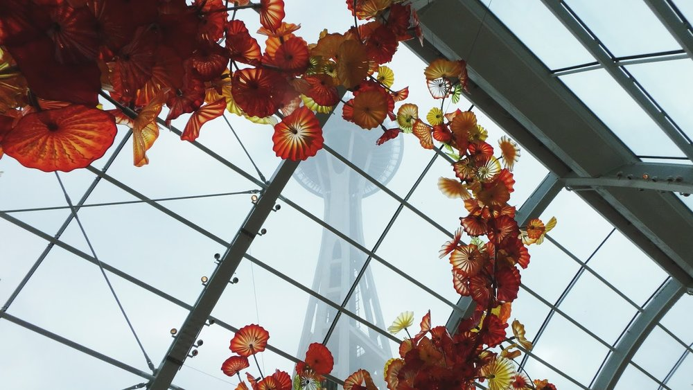 (Chihuly Garden and Glass)