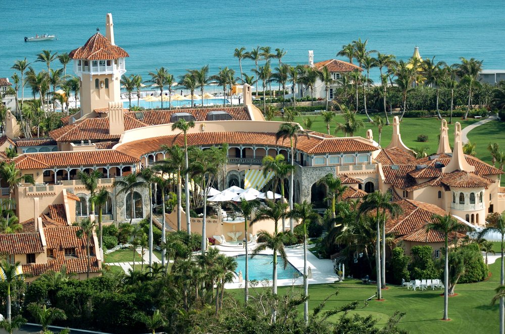 26.67694 N 80.03694 W Mar-a-Lago Part One: Where Each Day is a Holiday, A Photographic Essay Amanda Walters