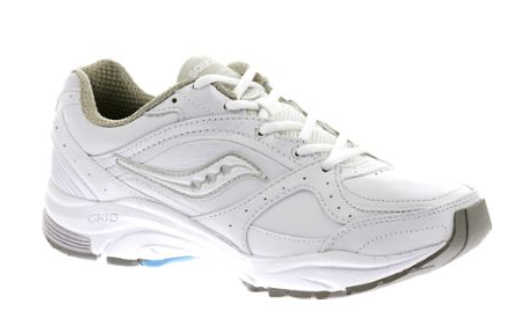Womens Saucony Integrity ST 2 10109-1 White — Route 5 Boots   Shoes a9077728bb