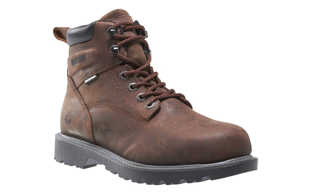 f359b30a465 Wolverine Dark Brown - FLOORHAND WATERPROOF 6
