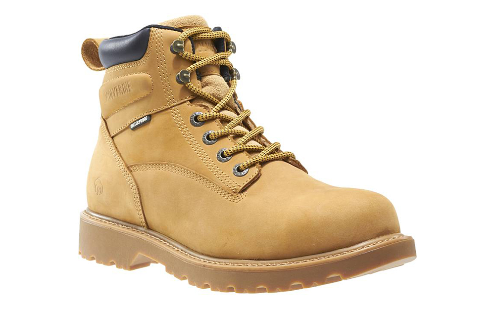 06366520250 Wolverine Wheat FLOORHAND WATERPROOF 6