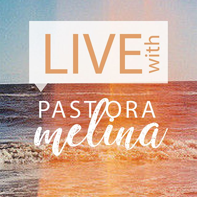 We're doing a special #WorshipWednesday ! DM is with your questions and Pastora Melina will be live answering your questions! #BNJMNtribe