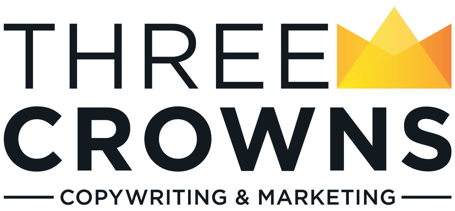 About Three Crowns Copywriting and Marketing — Three Crowns