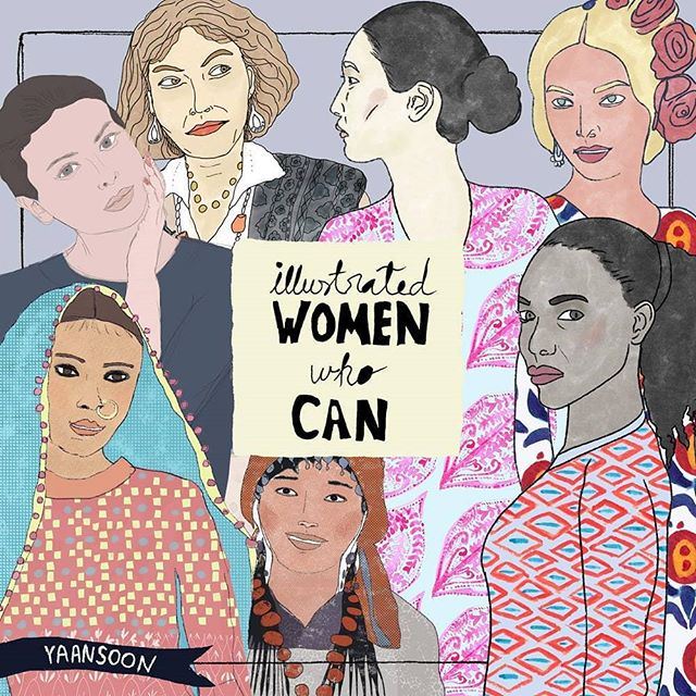 WOCC is excited to launch a new blog component to our website!  We'll frequently update it with honest and inspiring pieces by and for women of colour💕 Check out our first post showcasing Yaansoon's Illustrated Women Who Can blog:  https://www.woccmcgill.com/blog/