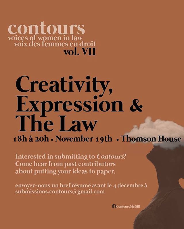 Happy to be joining our friends at Contours for an evening of creative brilliance as they encourage submissions for their next edition 🤗 💫✨ ⠀⠀⠀⠀⠀⠀⠀ ⠀⠀⠀⠀⠀⠀⠀⠀⠀ WOCC exec members will also be there to discuss and answer questions on what we do at the faculty and beyond, and why expressing marginalized perspectives is so key 🔑💕 ⠀⠀⠀⠀⠀⠀⠀⠀⠀ Food and drinks will be served!