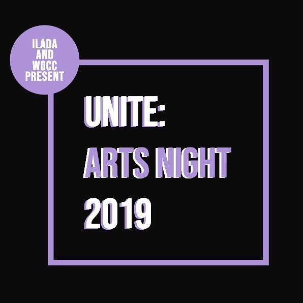 WOCC and ILADA are pleased to present UNITE: ARTS NIGHT, a night of solidarity, diversity and resiliency, in support of International Women's Day.   Nous somme présentement à la recherche d'artistes pour notre évènement! We welcome music, dance, spoken word, poetry and other artistic talents.   All are welcome to apply. Link in bio.