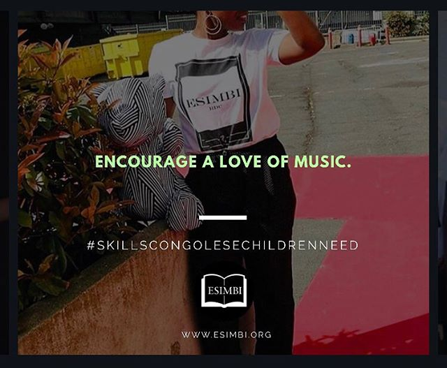 Some of the biggest Congolese artist known worldwide are musicians.  Teach children to know how and why music is important for their health, well being and potential careers.  #feedyoungminds #feedyoungmindsofcongo #congolesechildren #socialinitiative #socialgood #socialchange #charitydonation #charitableact #onepound #onedollar #oneeuro #openyoungminds #openyoungmindsincongo #4charity #donate #nonprofit #goodcause #dogood #forcongo #philanthropy #raiseawareness #raisefunds #activism #forcongo #investincongo #investintheirfuture