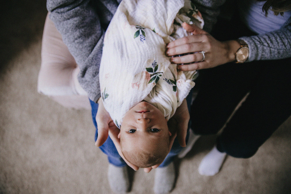 allie wilson photography // new jersey nj lifestyle newborn session