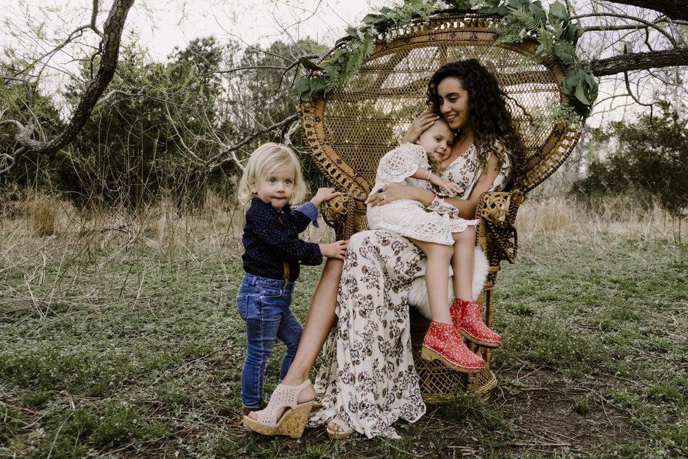 Allie Wilson Photography NJ New Jersey Motherhood Lifestyle Session