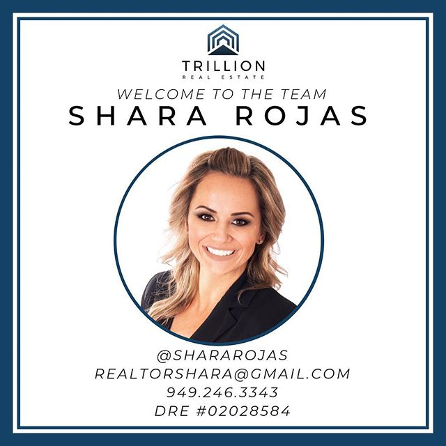 What a perfect day to welcome @shararojas , our newest agent, to our team on international women's day! 🎊 Shara has been a licensed agent for 2 years now. She specializes in HOA communities, townhomes and is the HOA board president for her own community!🏡 Fun Facts: She sells 9 more condos/townhomes than the average agent in our area! 🤩 She also is an avid runner and enjoys working out whenever she can find some time! 💪🏻 Shara has been married for 11 years to her husband John and they have a 7 year old son and 3 year old daughter 👨👩👧👦 Her husband is a loan officer and the reason she decided to get in to real estate! - After almost losing her daughter at the age of 2 to a near drowning accident, Shara started the Bennett Harper Scholarship Fund. She contributes a portion of her commission from EVERY transaction she closes to sponsor a child through a survival swim course, in the hopes that no family will have to go through what they did.  We are so happy to have such a great person with a big heart as part of our team!!! 🙏🏻 #TysonRE #welcometotheteam #welcome #newagent #trillion #internationalwomensday #realestate #realtor #realestateagent #temecula #temecularealestate #temeculavalley