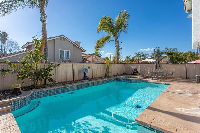 🚨POOL HOME ALERT!🚨 Swipe through to check out our latest listing in Menifee & tag a friend below who is looking for a pool home! 🏊🏻‍♂️ Don't miss out, it will go fast! 💵 Listed for $375,000!! 📍 29841 Corte Cruzada, Menifee, Ca 92584 ✅ BRAND NEW flooring & paint throughout! ✅ Low HOA & low tax! ✅ And of course, private pool/spa! 😍 🛌 4 BR | 3 BA | 1,777 SF | 5,663 SF LOT 📱 Contact Tyson direct and beat the competition! (951) 970-5740 #TysonRE #menifee #justlisted #forsale #poolhome #homesforsale #swimmingpool #menifeehomes #menifeerealestate #menifeerealtor #realestate #realtor #broker #california #socal #poolseason #hotproperty #inlandempire #upgrades #home