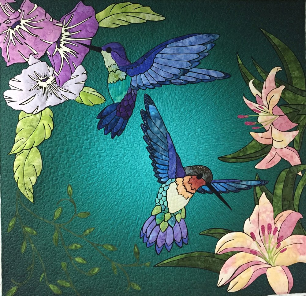 Hummingbirds (Nov 2018)