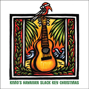 Cover | Hawaiian Slack Key Christmas