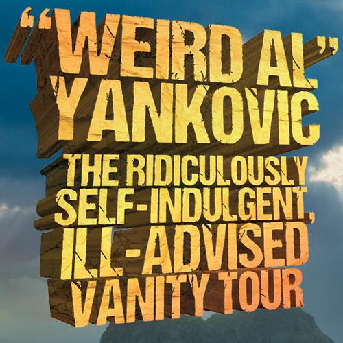 Weird Al Tour 2018