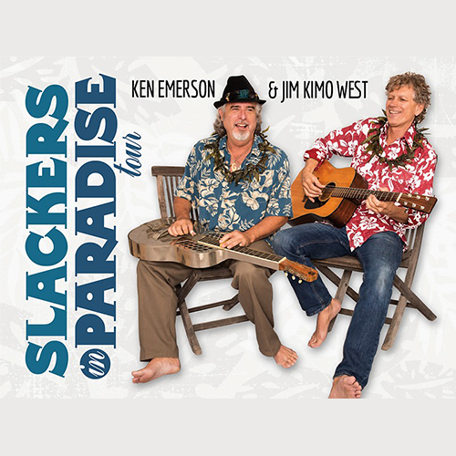 Slackers In Paradise Tour 2018