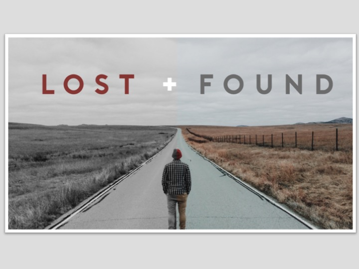 Lost + Found (January 2018-February 2018)