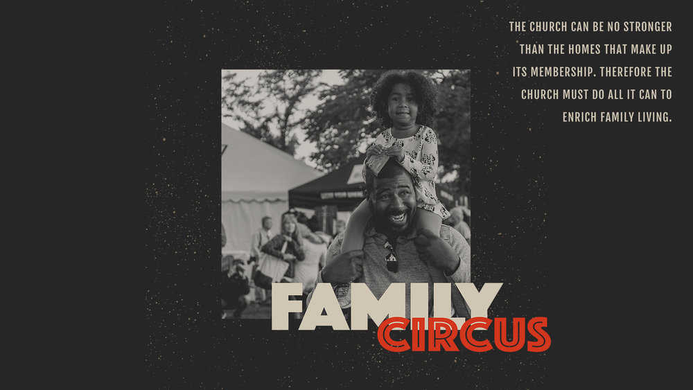 Family Circus (February 9th - March 2nd)