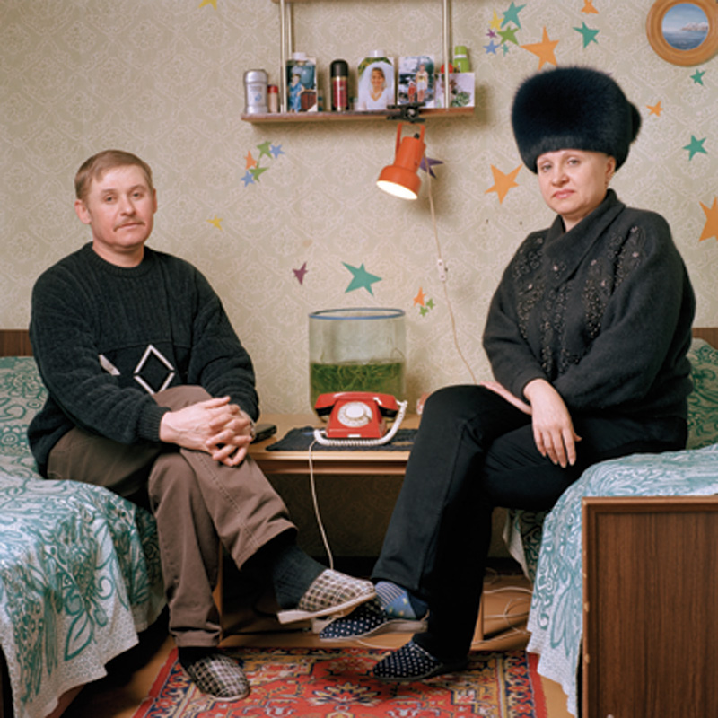 Barentsburg-5Electrician-and-her-husband.jpg